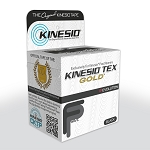 Kinesio Tex Tape Gold FP Individual Black 2