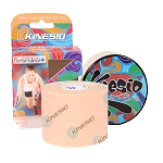 Kinesio® Tex Performance + Beige Logo 2