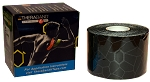 TheraBand Kinesiology Tape Precut Roll, (20) 2