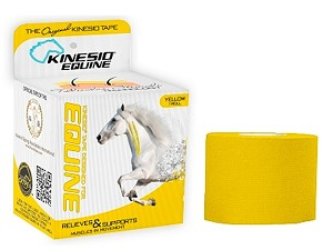 "Kinesio Equine Tape  2"" Yellow"
