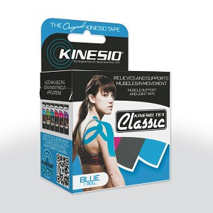 Kinesio Tex Classic Individual Blue 2 in x13.1 ft