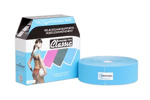 Kinesio Tape  Classic Bulk Blue 2 in x 103.3 ft