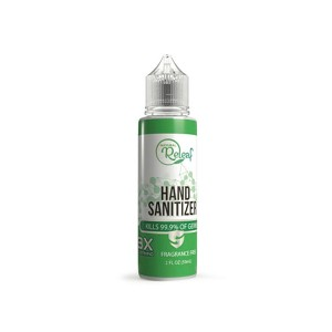 Natural Relief Hand Sanitzier gallon
