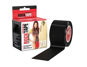"Rocktape, 2"" X 16.4', Extra Sticky Black"